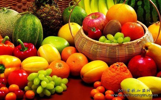萌果鲜品加盟