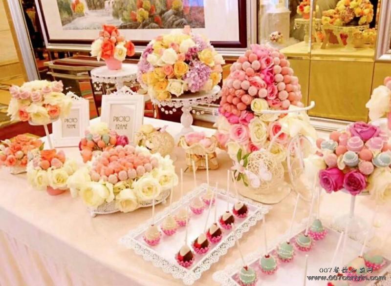 琉璃三彩创意甜品