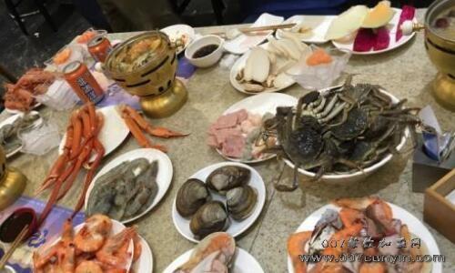 初色海鲜自助火锅加盟怎么样